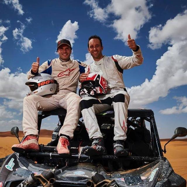 Gerard Farrés y Dani Oliveras ganan el Panáfrica Rally 2018