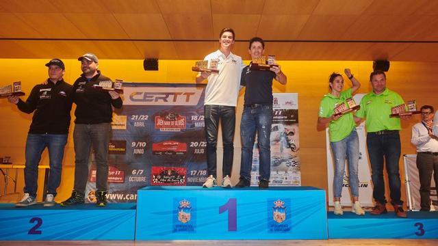 Marc Duran – CERTT Rally TT de Guadalajara 2018