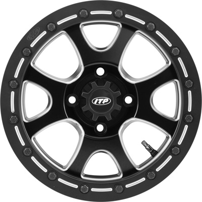 ITP Wheel Tsunami Beadlock - Tyres and wheels QUAD-ATV-UTV